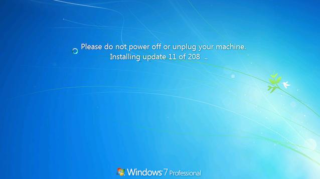 Windows 7 patch