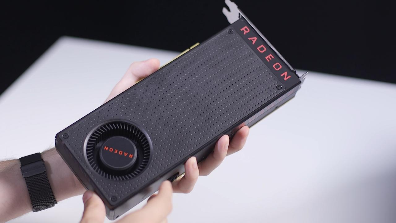 Cheapest Vr Ready Pc >> AMD Radeon RX 480 Review | Trusted Reviews