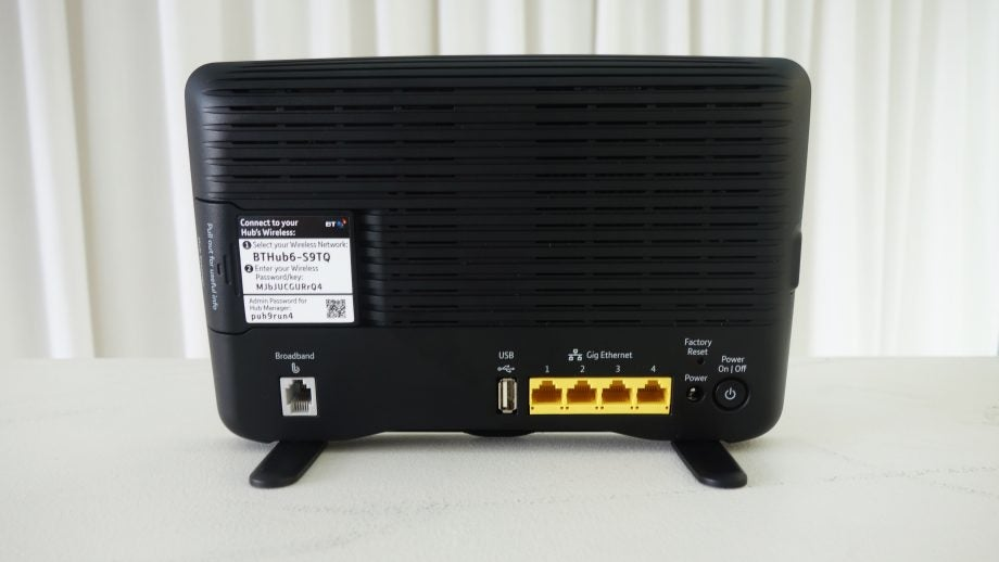 Wireless Internet Service Provider >> BT Smart Hub Review | Trusted Reviews
