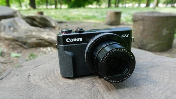 Best Cameras: Canon G7X Mark II