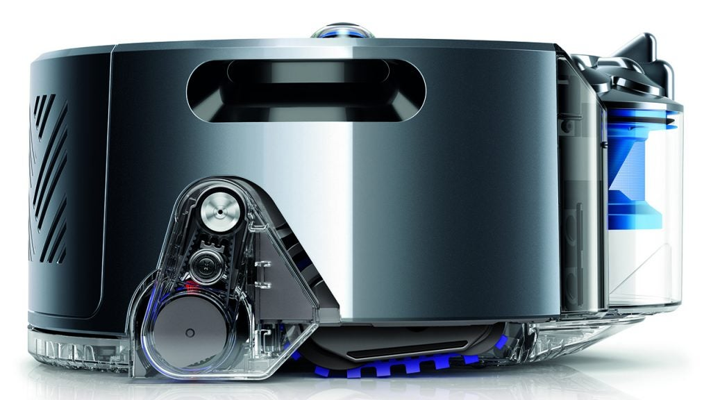 dyson 360 eye review trusted reviews. Black Bedroom Furniture Sets. Home Design Ideas