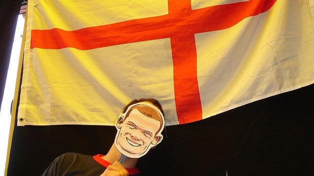England football rooney