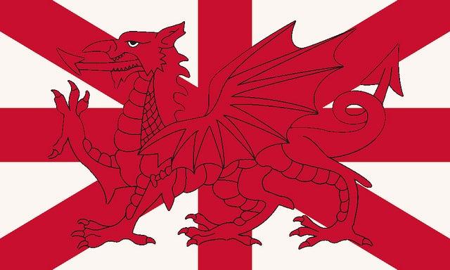 England Wales mockup Euro