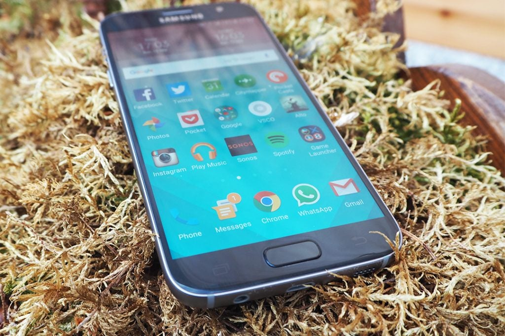 Wonderful Samsung Galaxy S7 Review | Trusted Reviews DB-94
