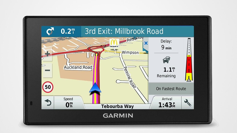 Garmin DriveSmart LMTD Review Trusted Reviews - Best garmin lm models us maps