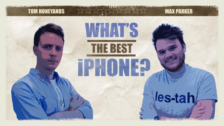 head to head best iphone