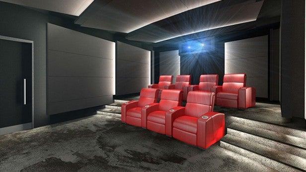 Imax Home Theatre 2