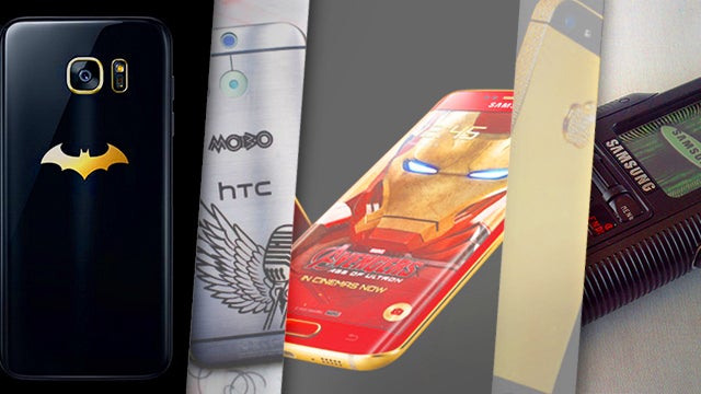 9 of the most absurd limited edition smartphones of all time