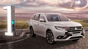 Want to hack a Mitsubishi Outlander? All you need is your