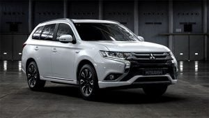 Want to hack a Mitsubishi Outlander? All you need is your smartphone