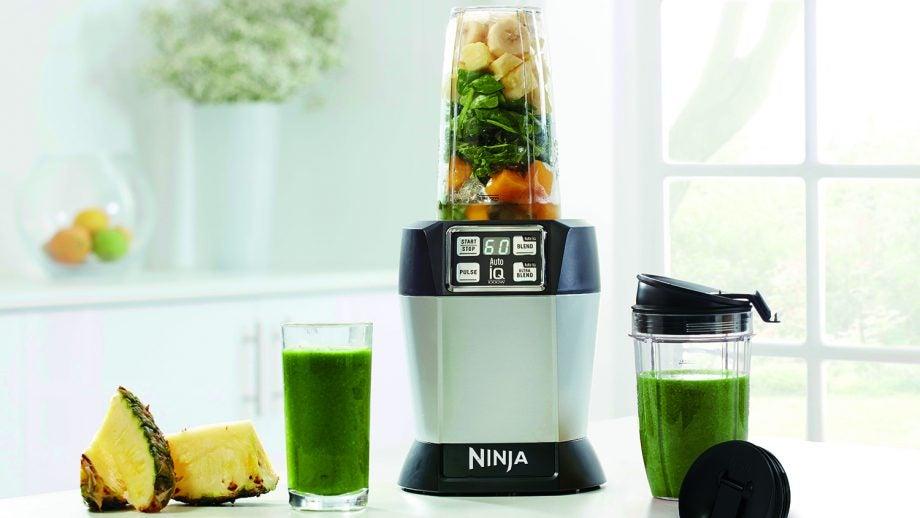 Nutri Ninja BL480UK