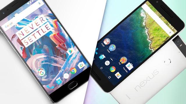 OnePlus 3 Nexus