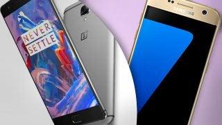 OnePlus 3 vs S7