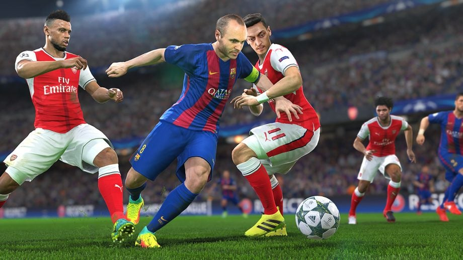 PES 2017 Review | Trusted Reviews