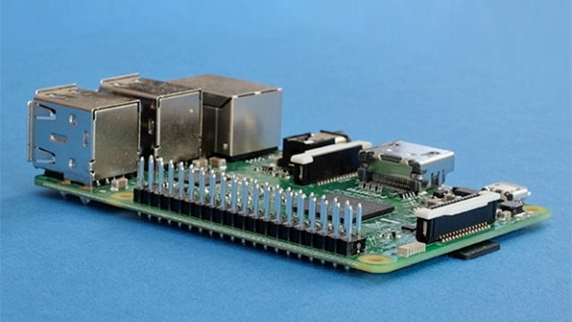 Raspberry Pi Projects 5
