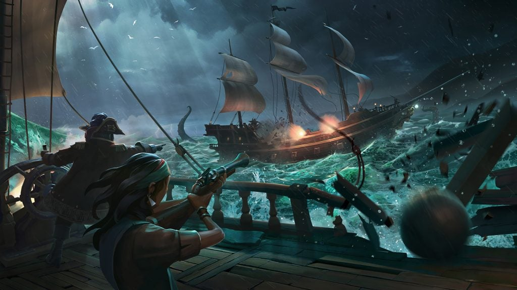 sea of thieves free download ocean of games
