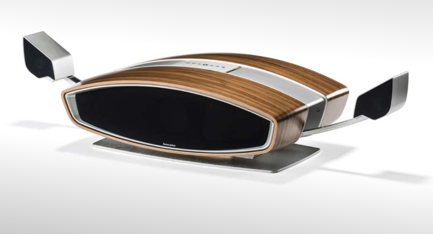 The Sonus Faber Sf16 is a mental wireless speaker that