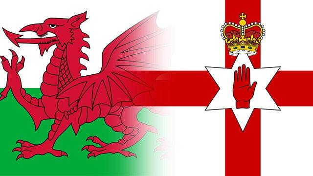 Wales Northern Ireland
