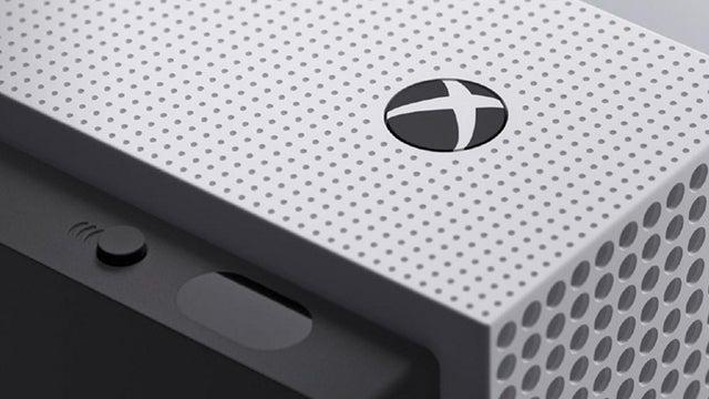 Xbox One S IR