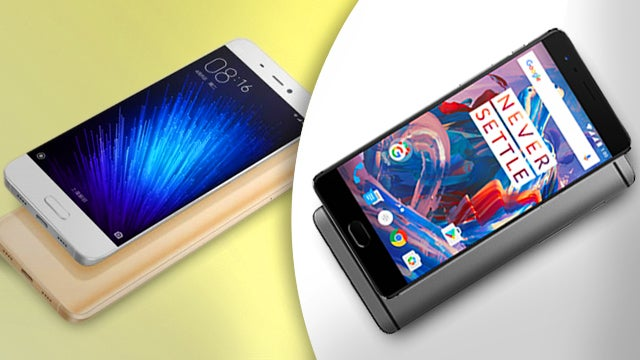 Xiaomi vs OnePlus 3