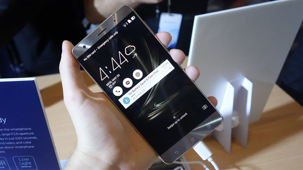 Asus Zenfone 3 Deluxe Review Trusted Reviews