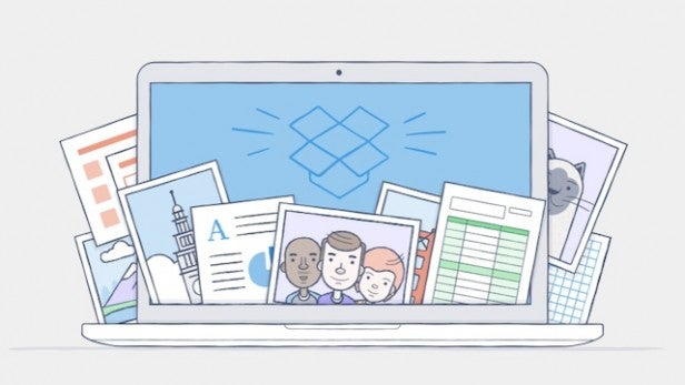 Dropbox has undergone a major redesign – including an all-new app