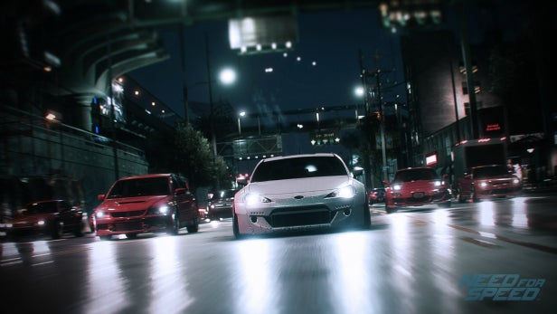 Need for Speed 5