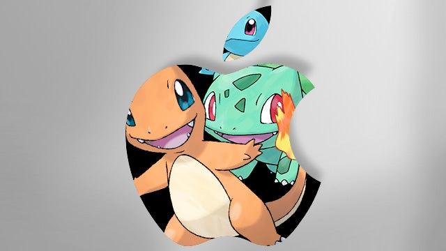 Apple Pokemon logo