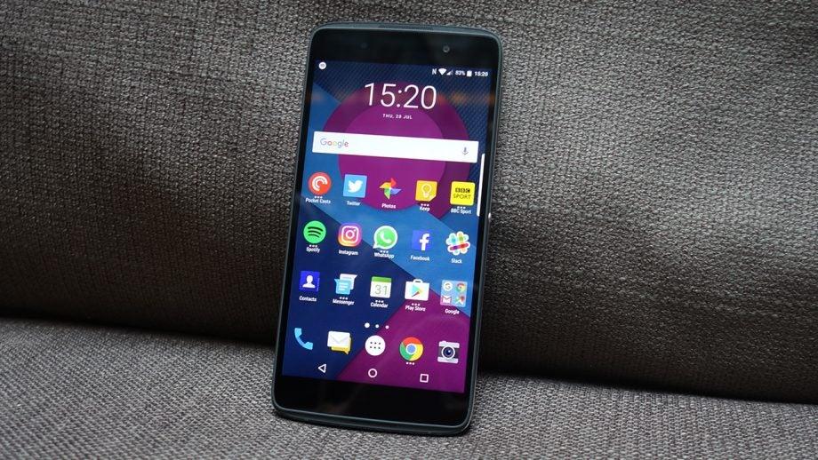 Blackberry Dtek50 Review Trusted Reviews