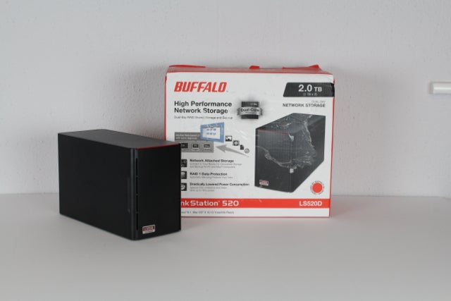 Buffalo Linkstation 520D Review | Trusted Reviews
