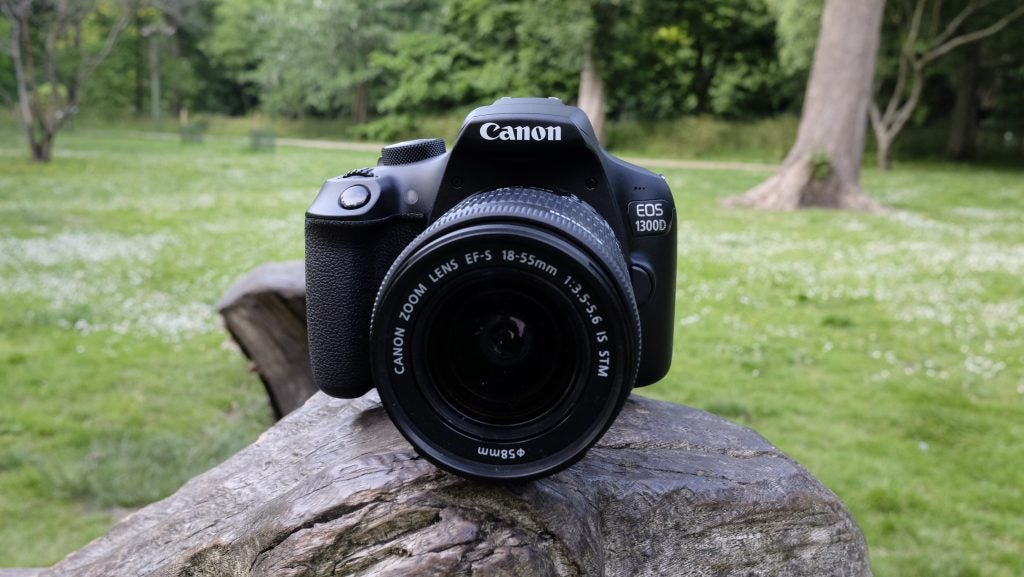 Canon Eos 1300d Review Trusted Reviews