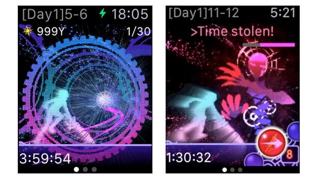 Cosmos Rings Apple Watch