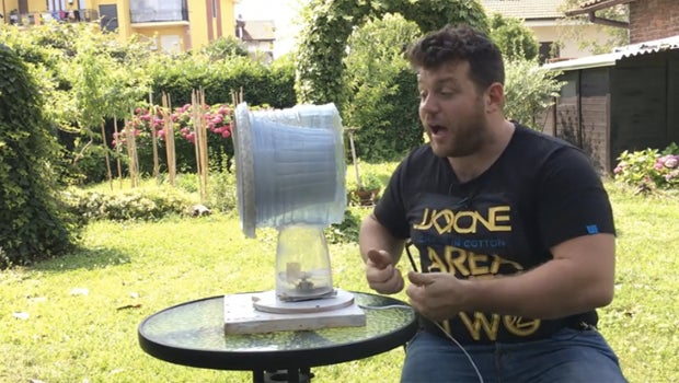 Video Diy The Crap Out Of Summer With This Badass
