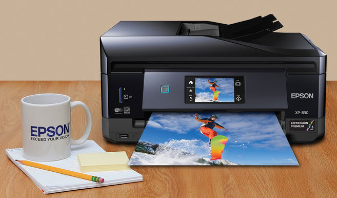 Epson Expression Premium XP-830 Review | Trusted Reviews