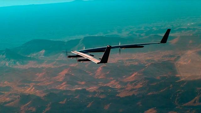 Facebook Drone