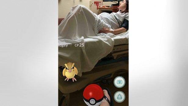 Pokemon Go Hospital