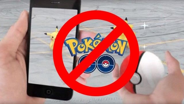 Pokemon Go no