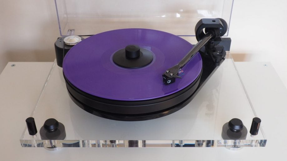 Pro-Ject 6 Perspex SB 5