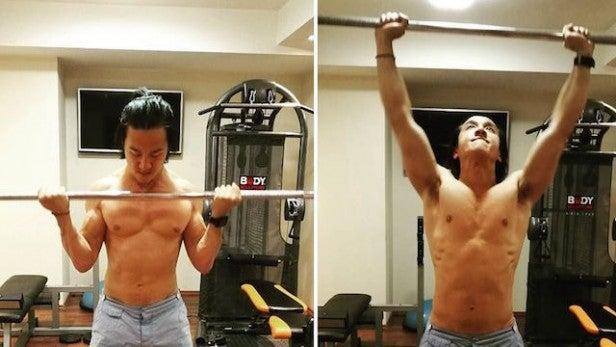 Richard lifting