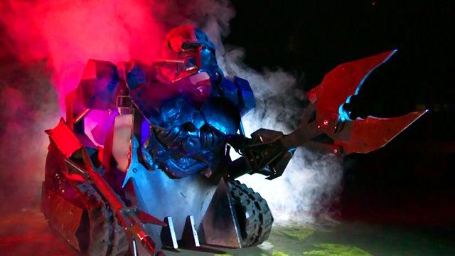 Robot Wars killalot