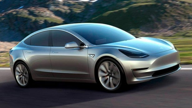 The Tesla Model 3 Is Now Available To In Uk Starting With Right Hand Drive Brits Can Finally Order More Affordable