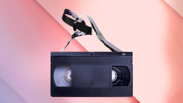 VHS Tape 4