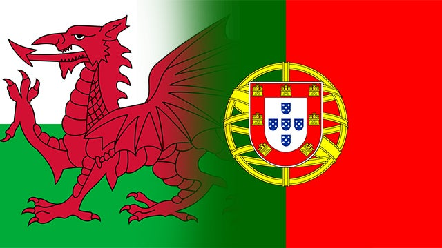 Wales Portugal