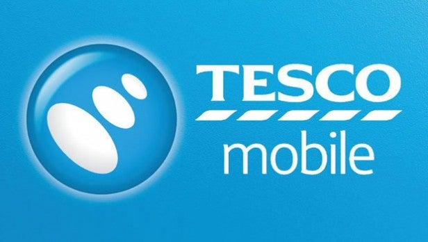 Tesco Clubcard mobile phone