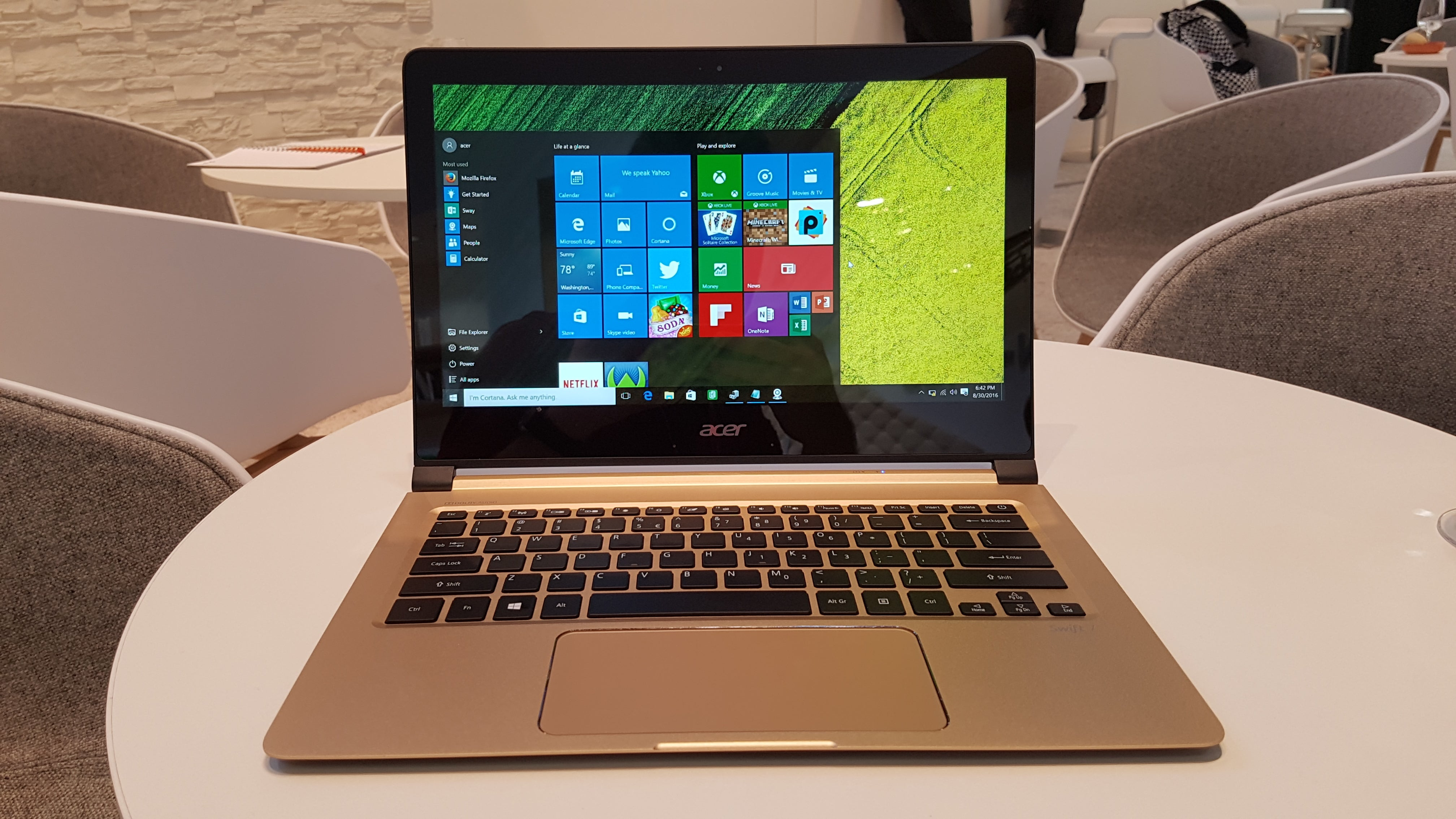 Acer Swift 7 Review Trusted Reviews