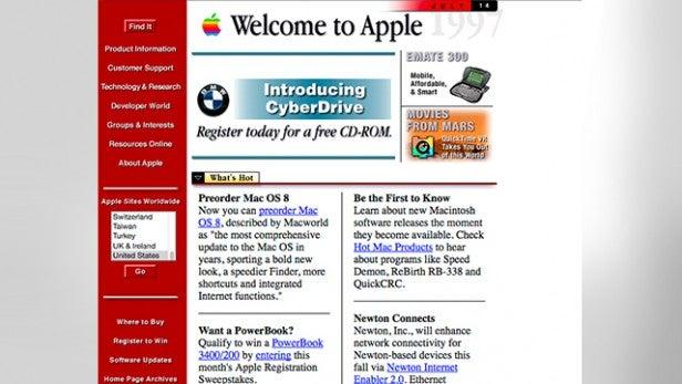 Apple 97