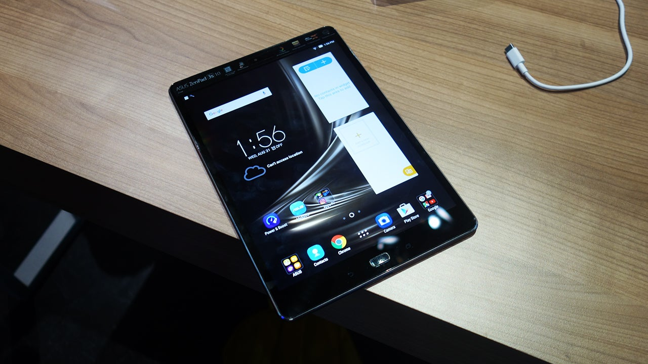 Asus ZenPad 3S 10 Review | Trusted Reviews