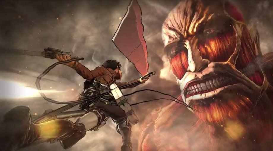 attack on titan game