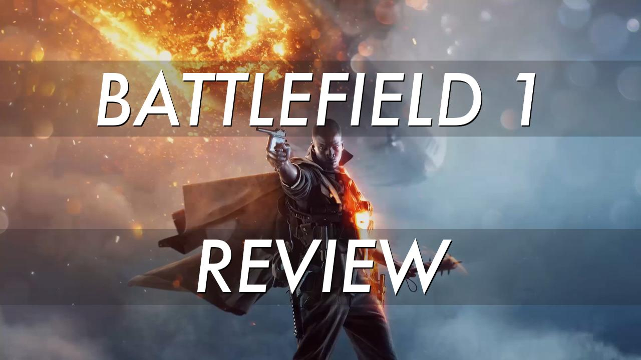 Battlefield 1 Review Trusted Reviews