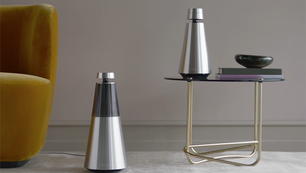B Amp O Reveals New 163 1 000 Beosound Speakers And They Look